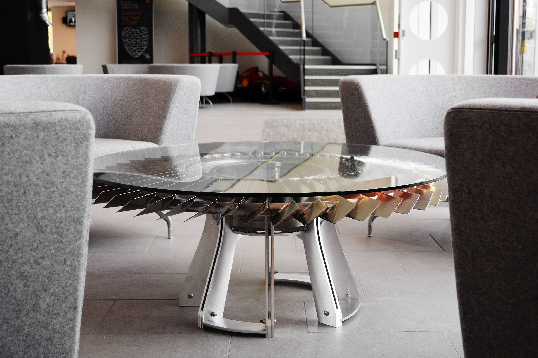 Pegasus Coffee Table by OS31
