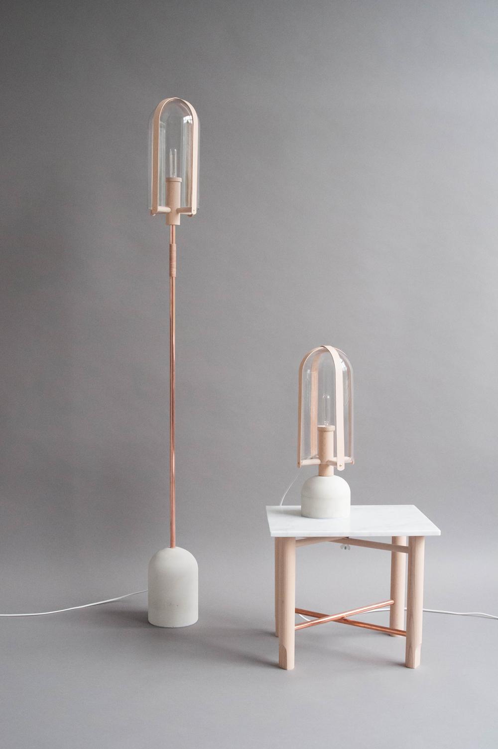 Abela Lamps by Marcel OSSendrijver