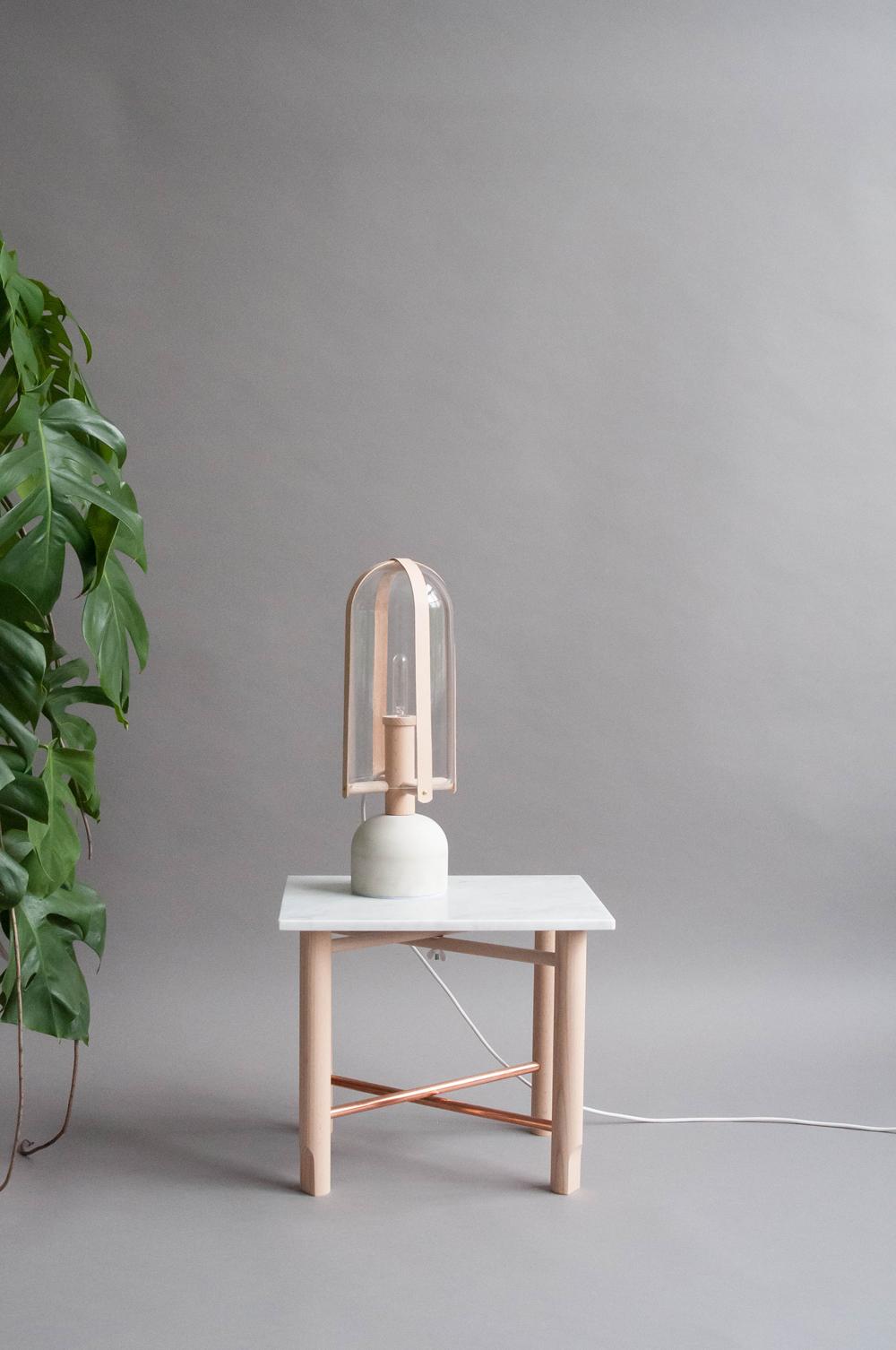 Abela Table Lamp by Marcel OSSendrijver