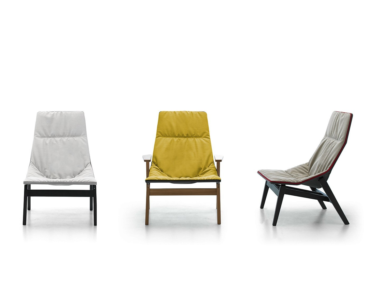ACE WOOD Chairs by Jean-Marie Massaud for Viccarbe