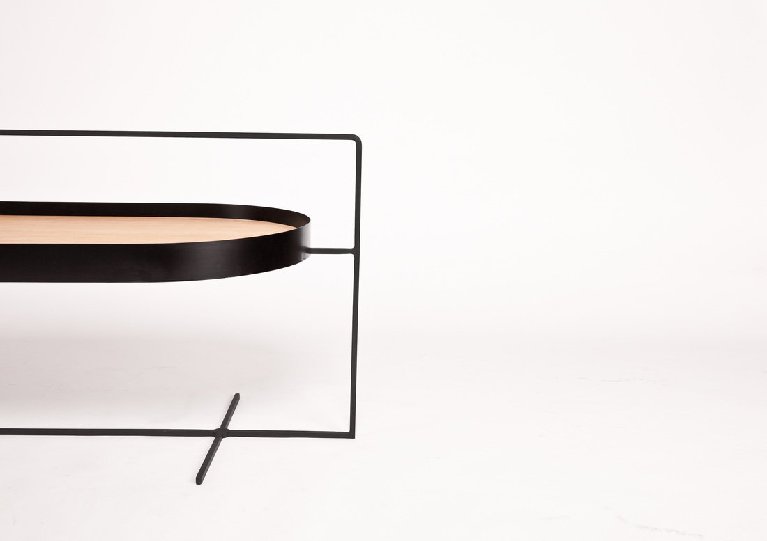 Basket Coffee Table by Mario Tsai for ZZ DESIGN