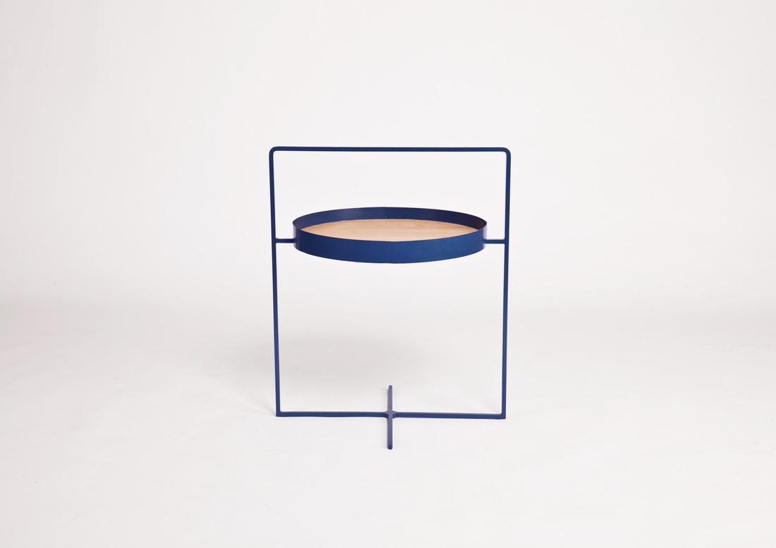 Basket Side Table by Mario Tsai for ZZ DESIGN