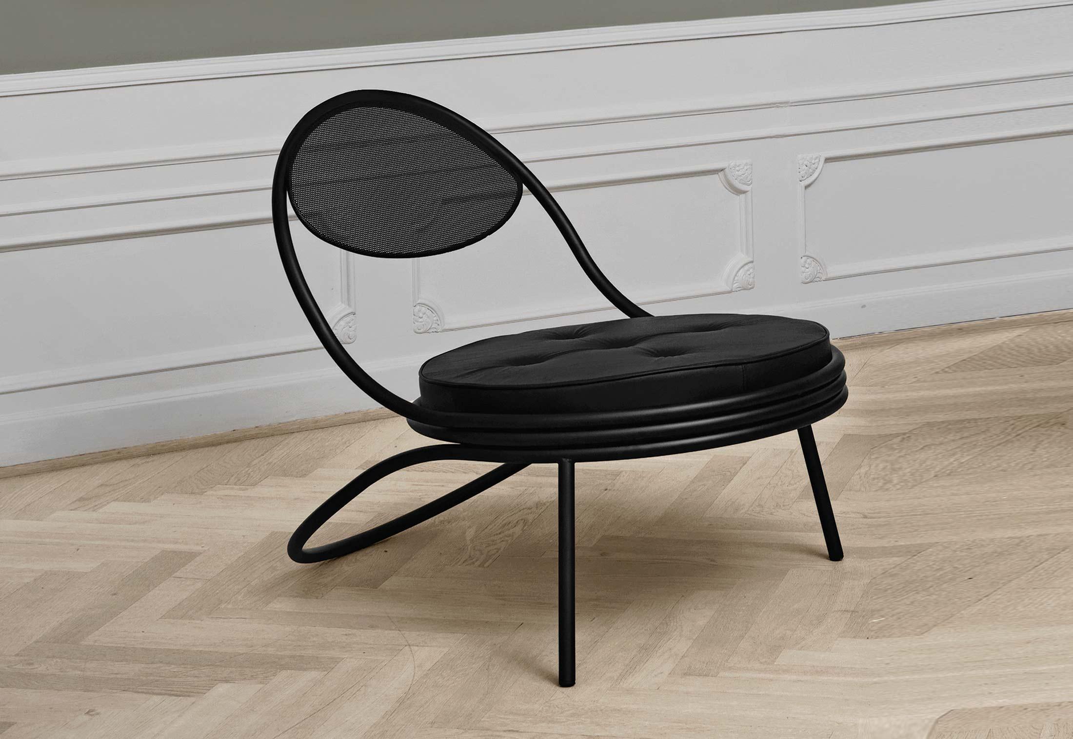 Copacabana Chair by Matheiu Matégot for GUBI