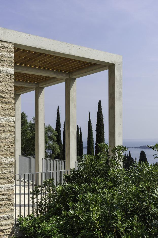 Villa Eden in Gardone Riviera, Italy by David Chipperfield Architects