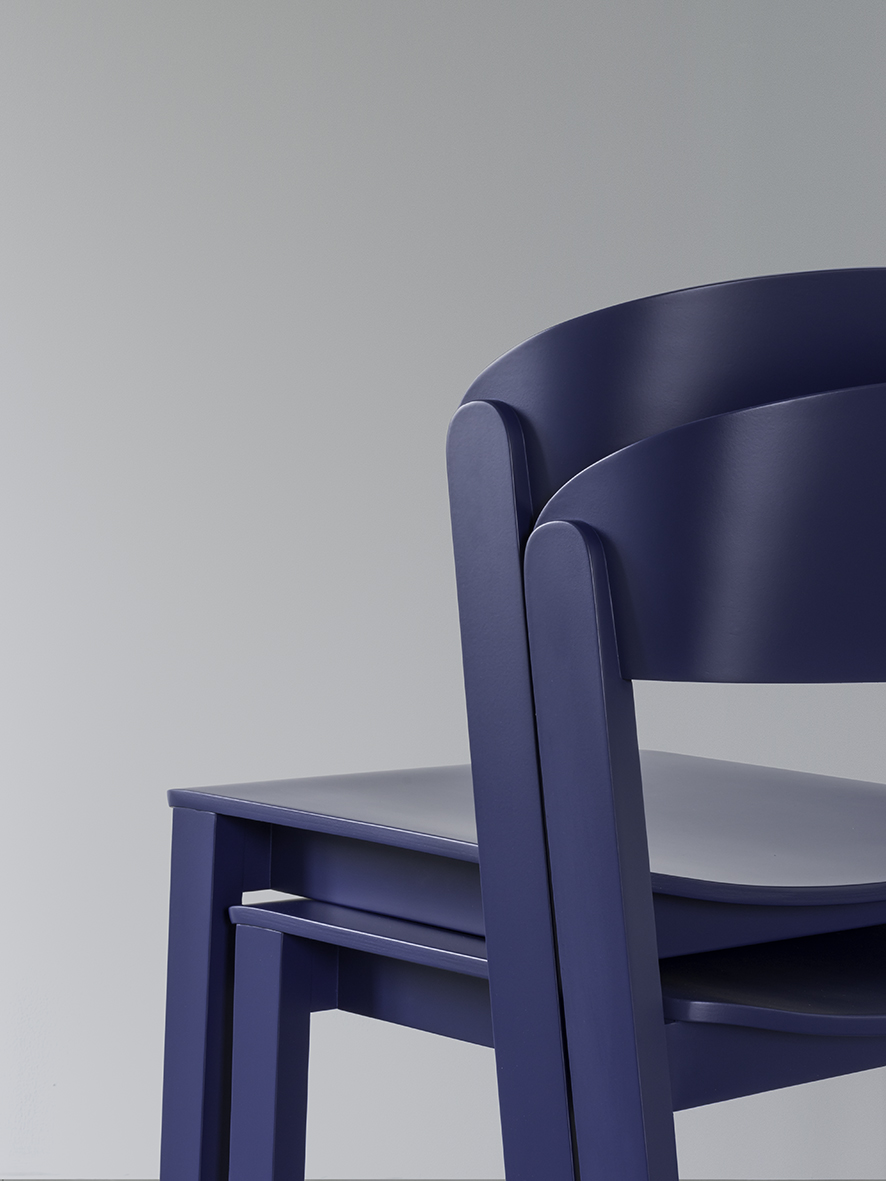 Pur Chairs by Note Design Studio for Zilio A&C