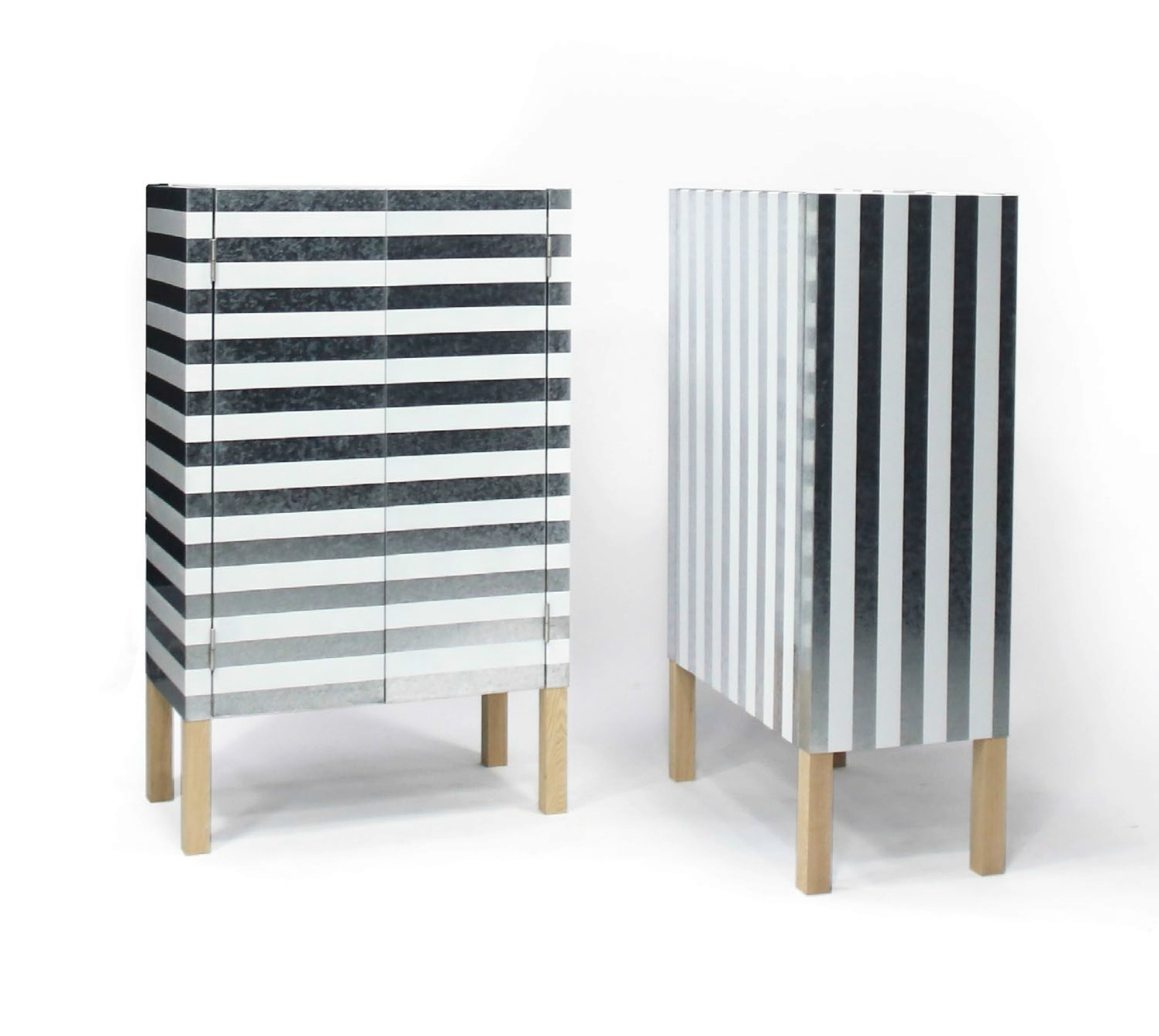 Silver Cabinet by MIRO for Industry+