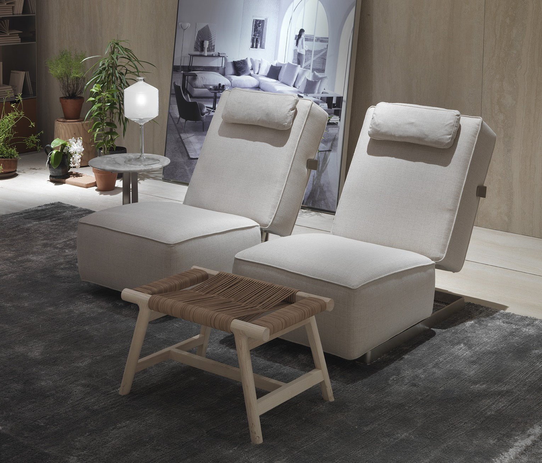 A.B.C.D Chairs by Antonio Citterio for Flexform