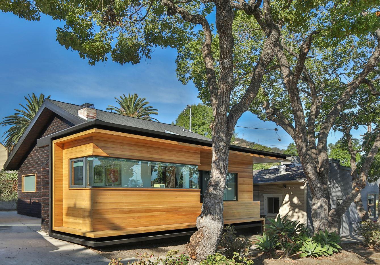 Fenlon House in Los Angeles, California by Martin Fenlon Architecture
