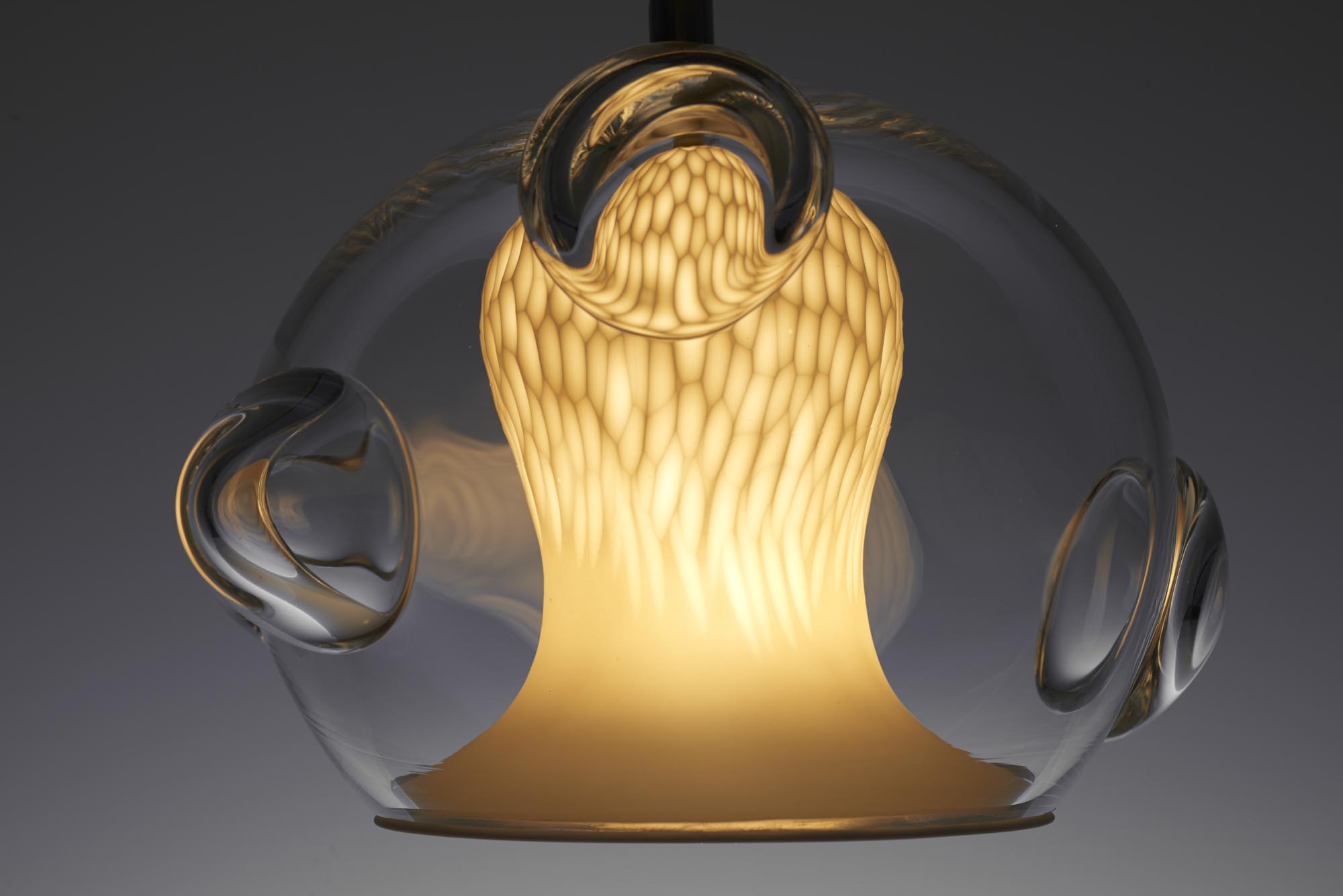 Geo Pendant Light by Vezzini & Chen