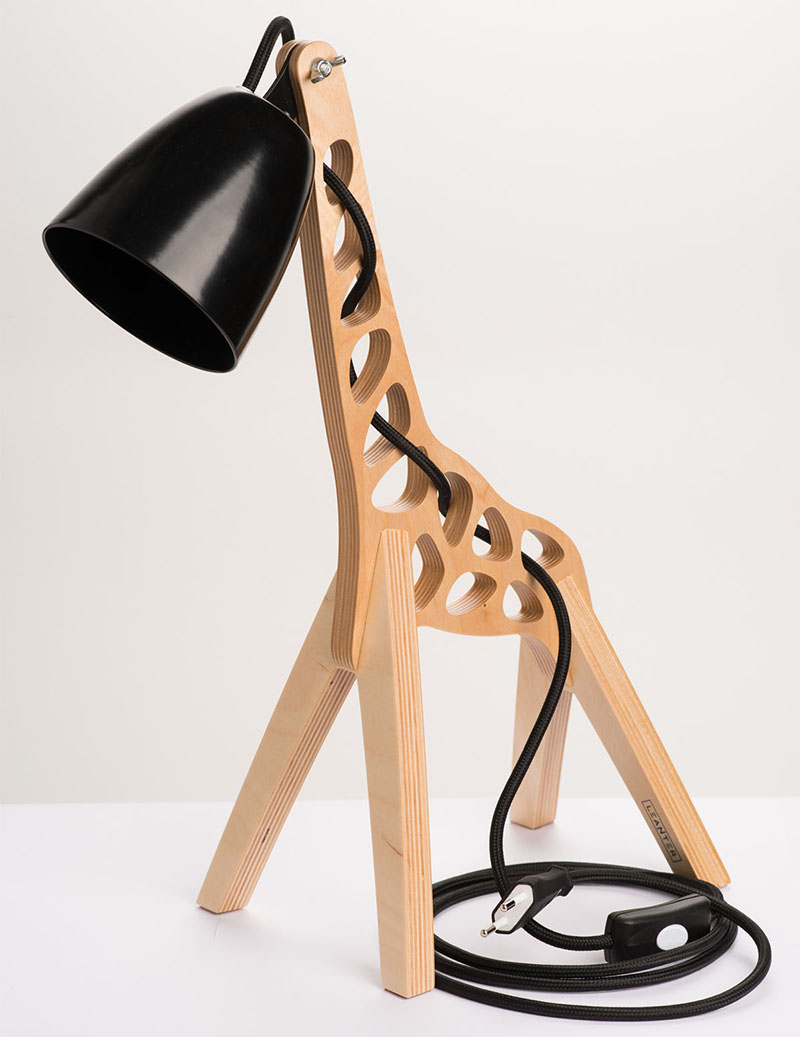 Giffy Table Lamp by Leanter
