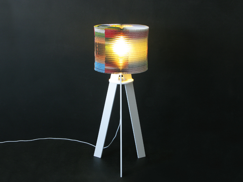 HALLELUJAH Floor Lamp by Wonderable