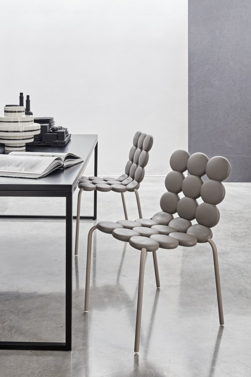 MINTS Chairs by Monica Graffeo for Geelli by C.S.