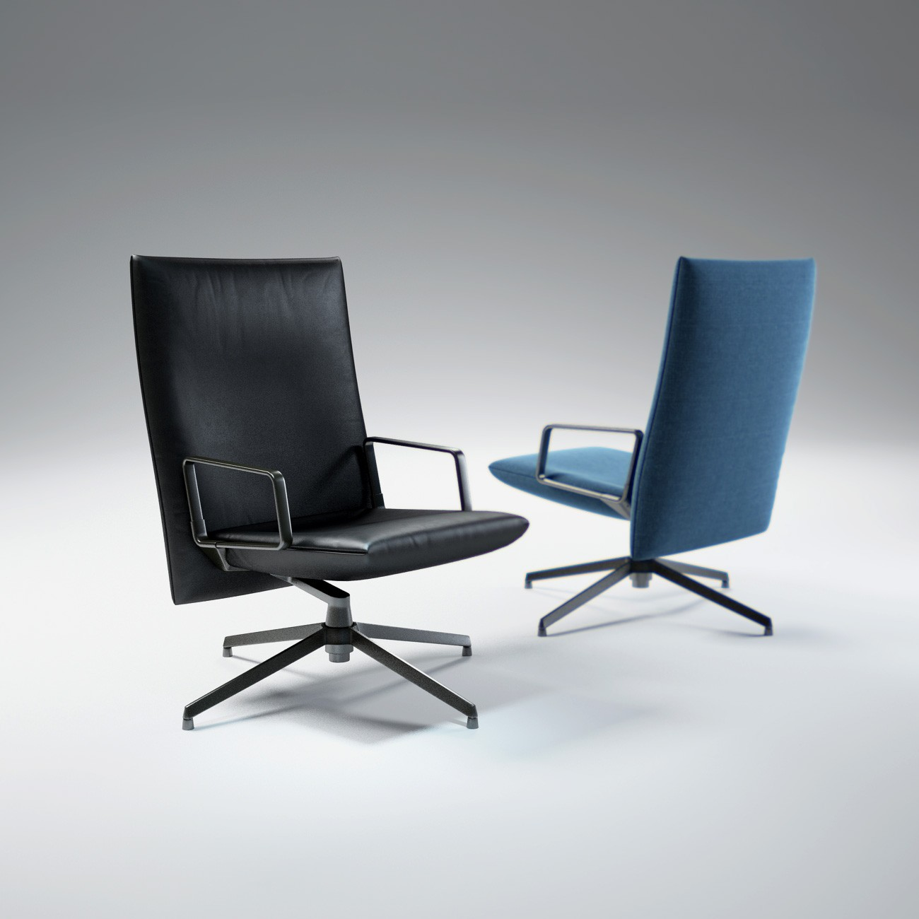 Pilot Chairs by Barber & Osgerby for Knoll