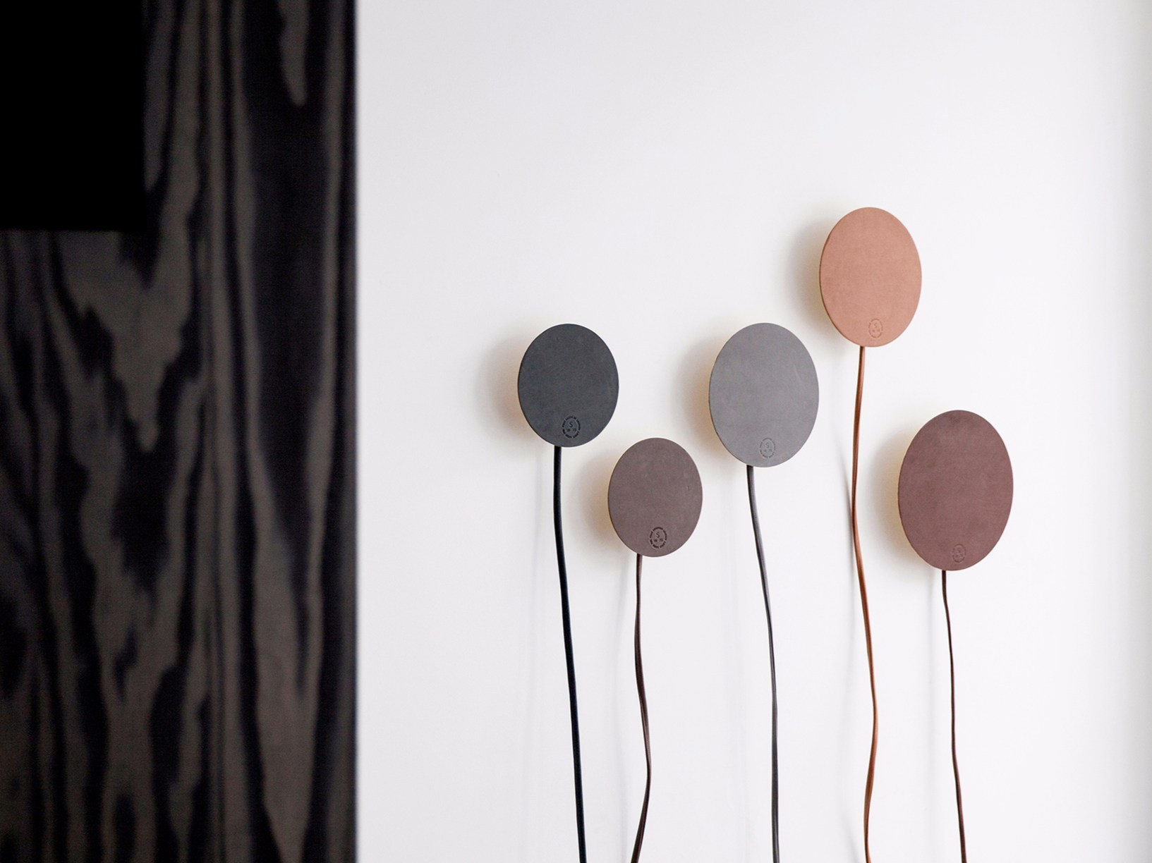 Drift Lamps by Norm Architects for Sørensen Leather