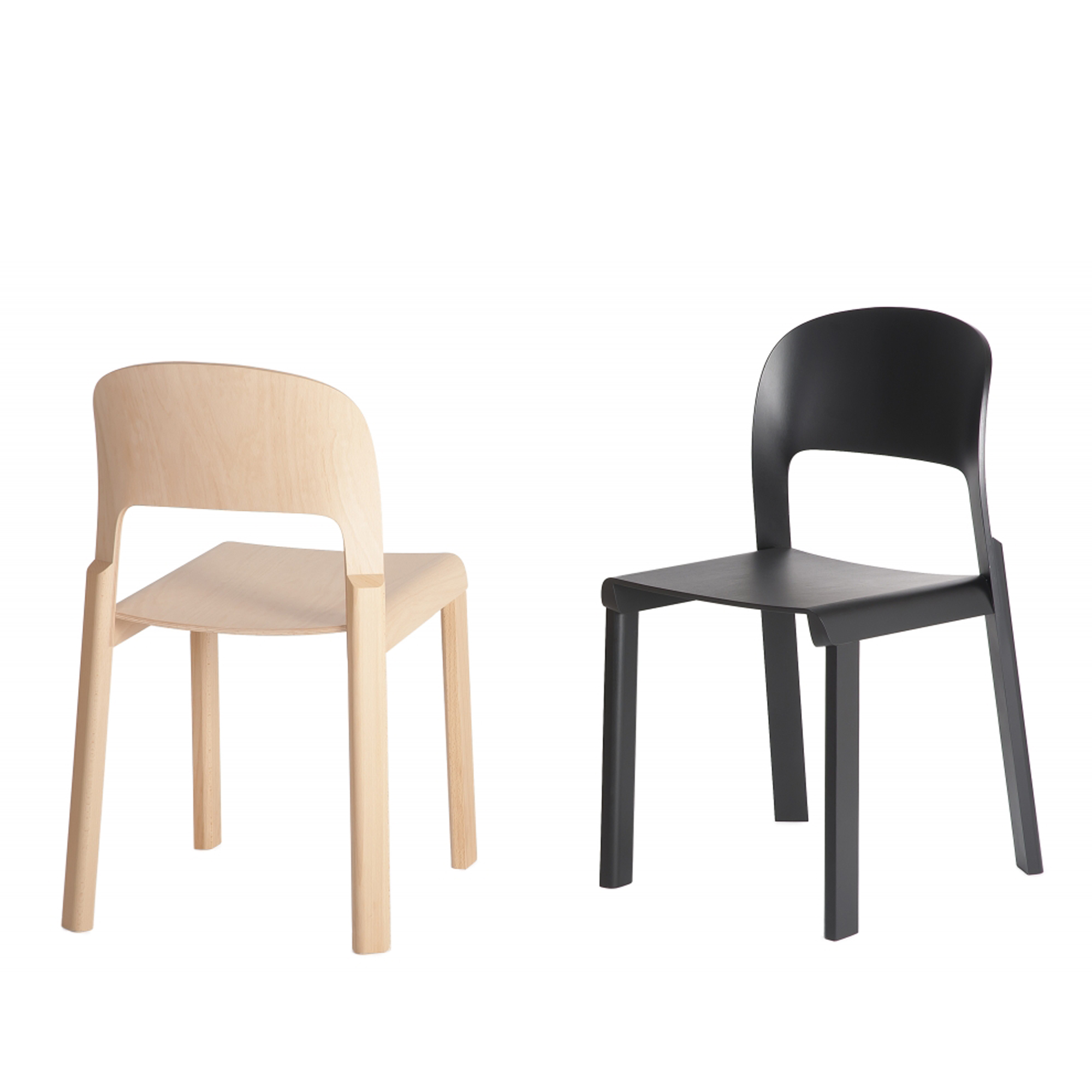 Juppa Chairs by Jörg Boner for Atelier Pfister