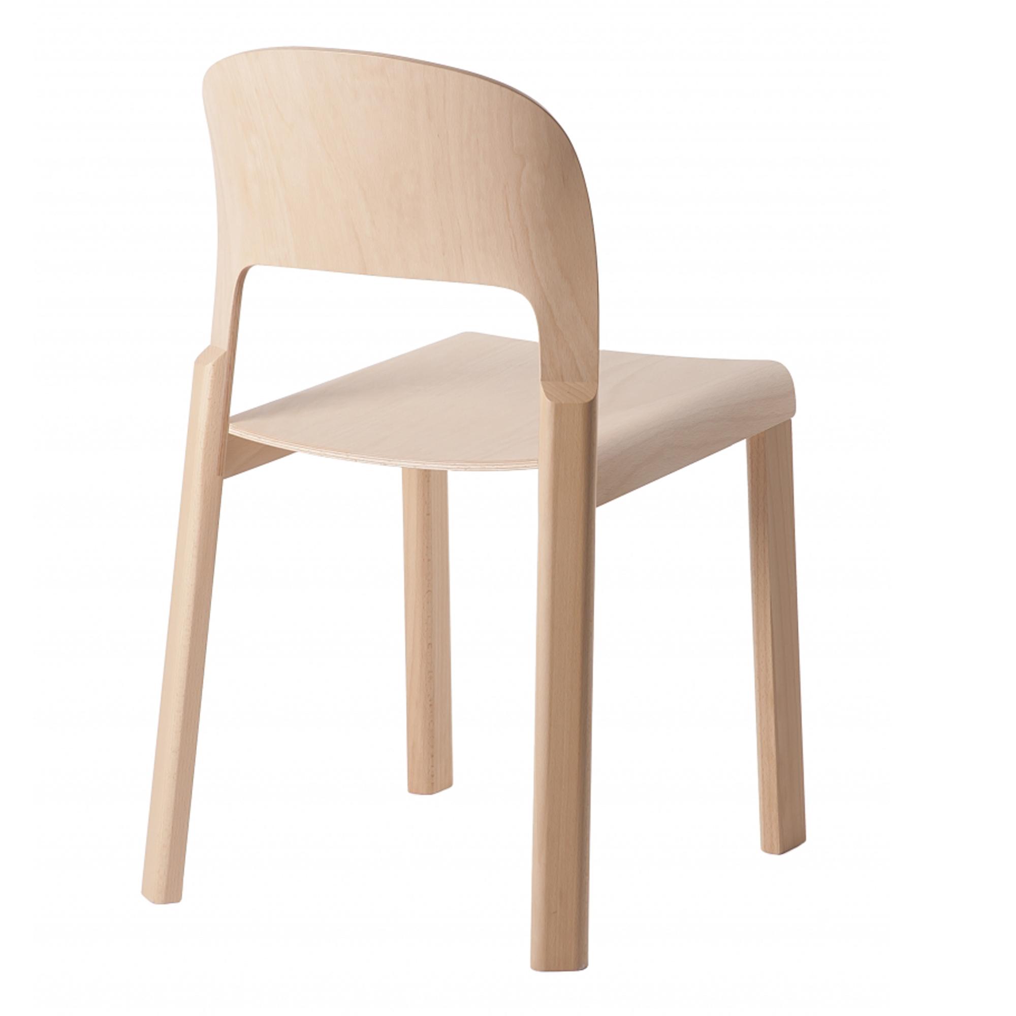 Juppa Chair by Jörg Boner for Atelier Pfister