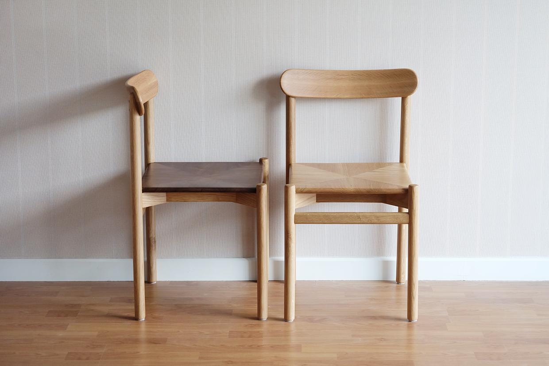 Mikki Chair by Kittipoom Songsiri