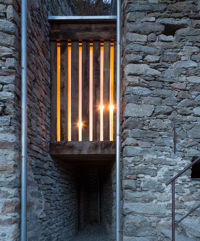 Mountain Stone House in Crana, Italy by Vudafieri Saverino Partners