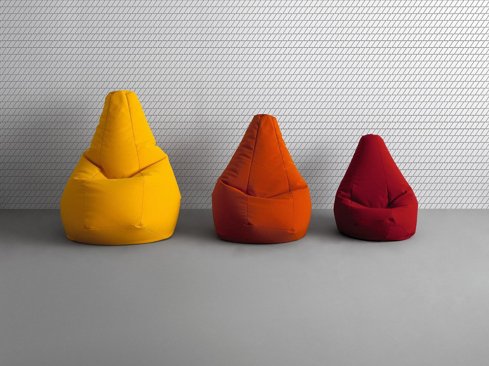Sacco Armchairs by Gatti-Paolini-Teodoro for Zanotta