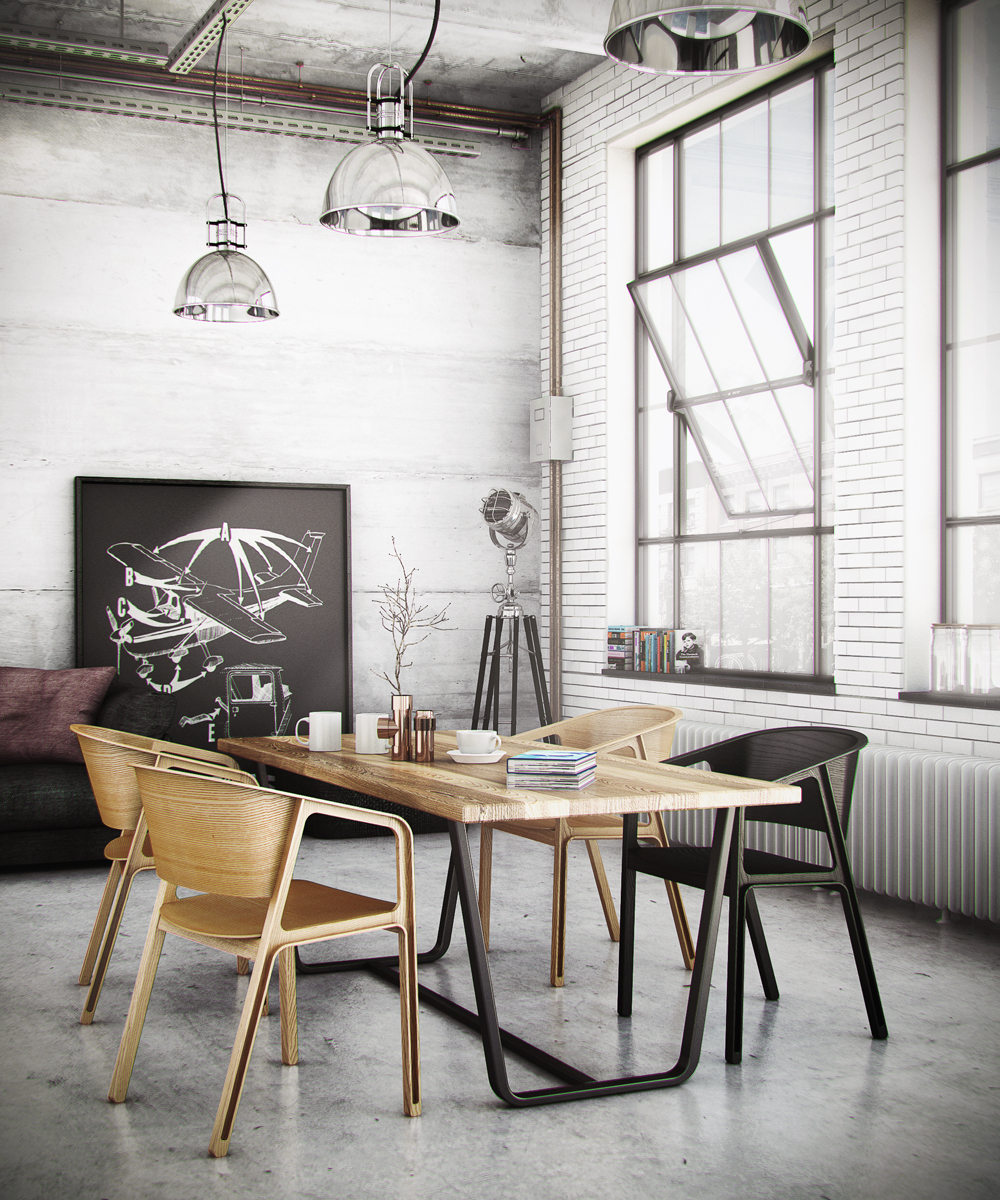 Beams Chairs by EAJY