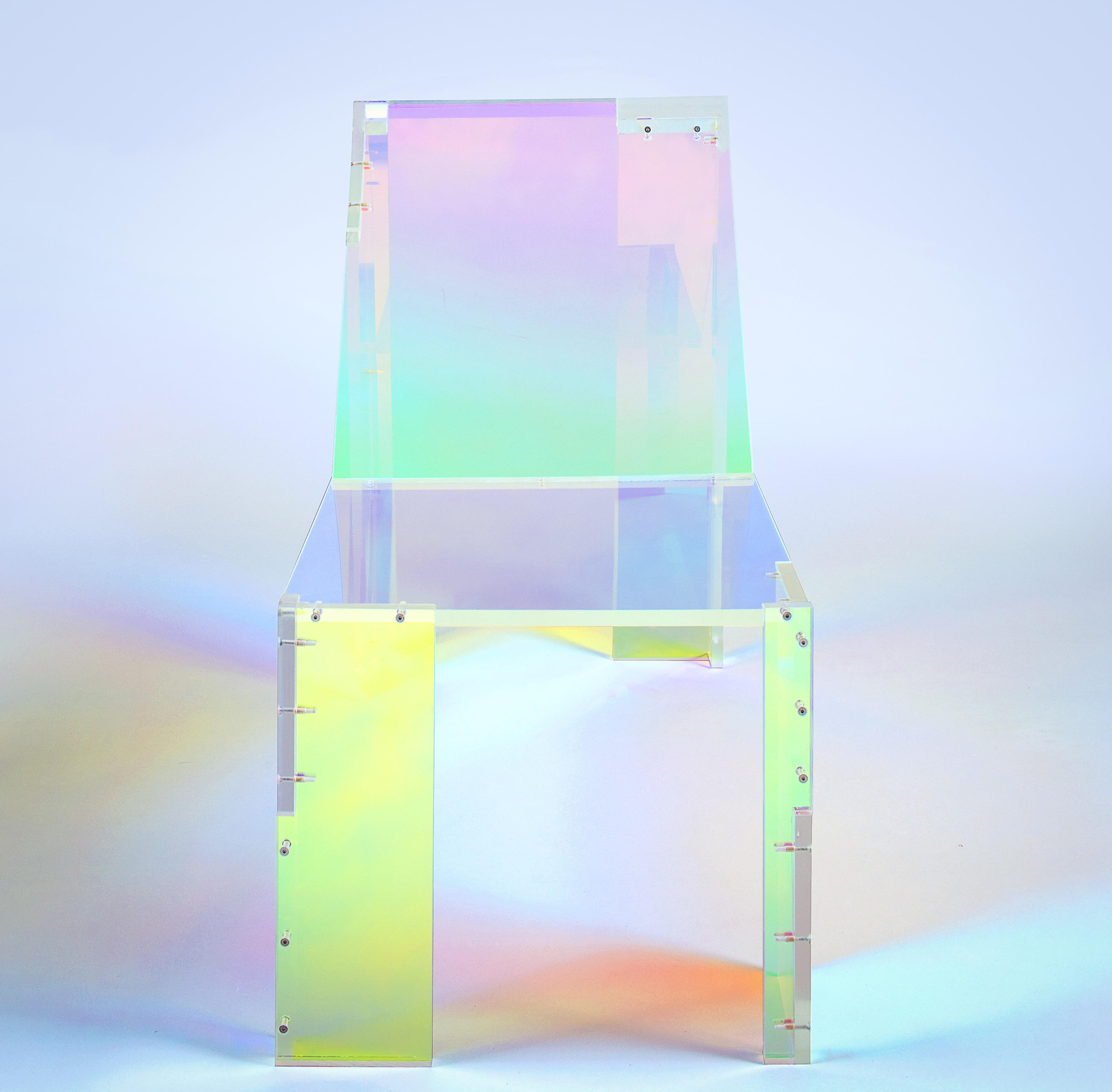 French Touch Chair by Juliette Mutzke-Felippelli for JOOGII