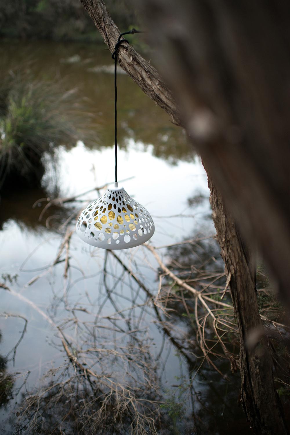 Alga V2 (Beta) Pendant Light by Sebastian Damm