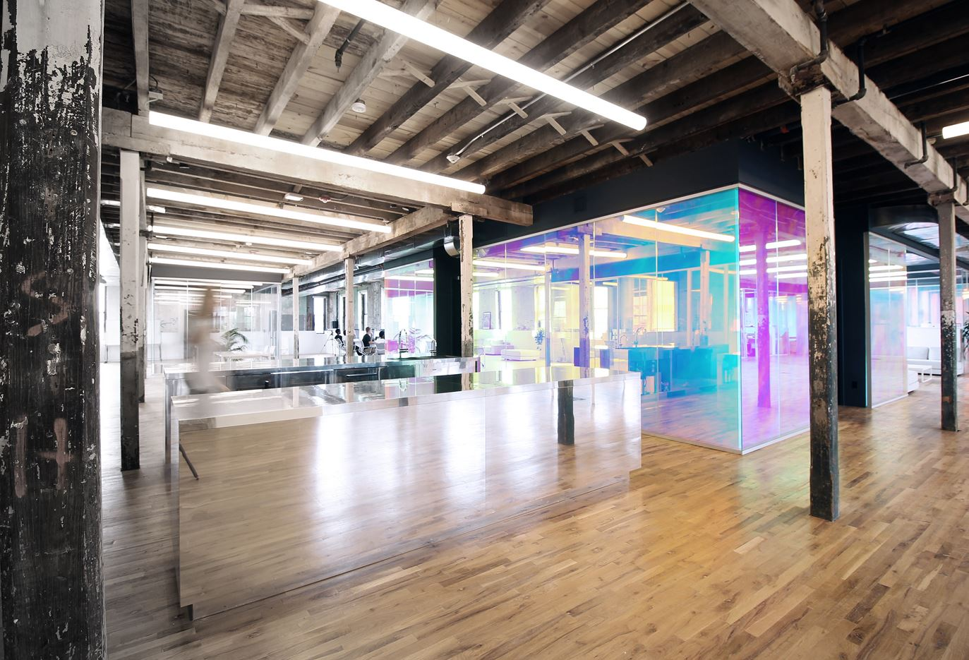 Genius.com Office Space in New York by Leeser Architecture