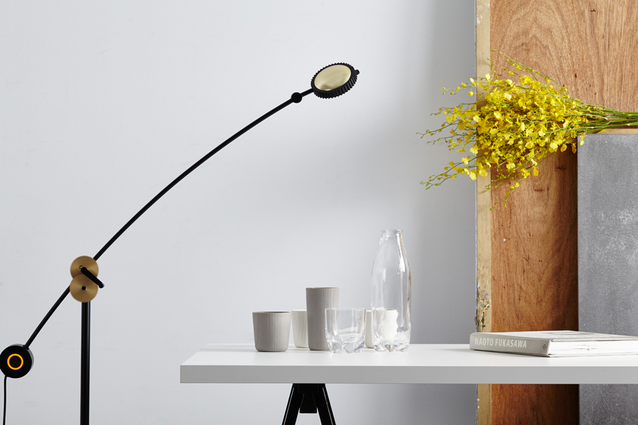 Planet Floor Lamp by Chao-Cheng Chen for SEEDDESIGN