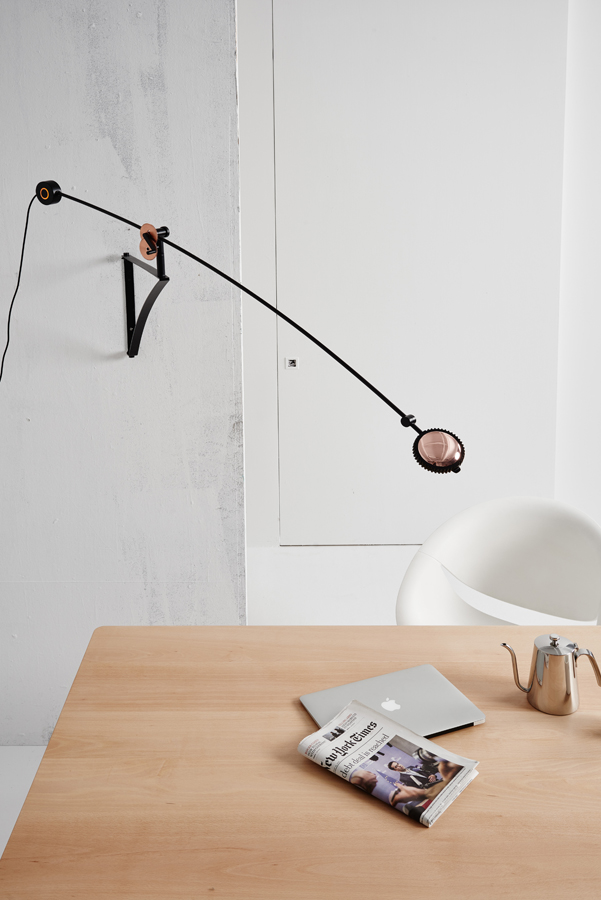 Planet Wall Lamp by Chao-Cheng Chen for SEEDDESIGN
