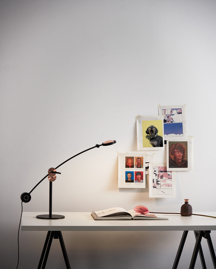 Planet Table Lamp by Chao-Cheng Chen for SEEDDESIGN