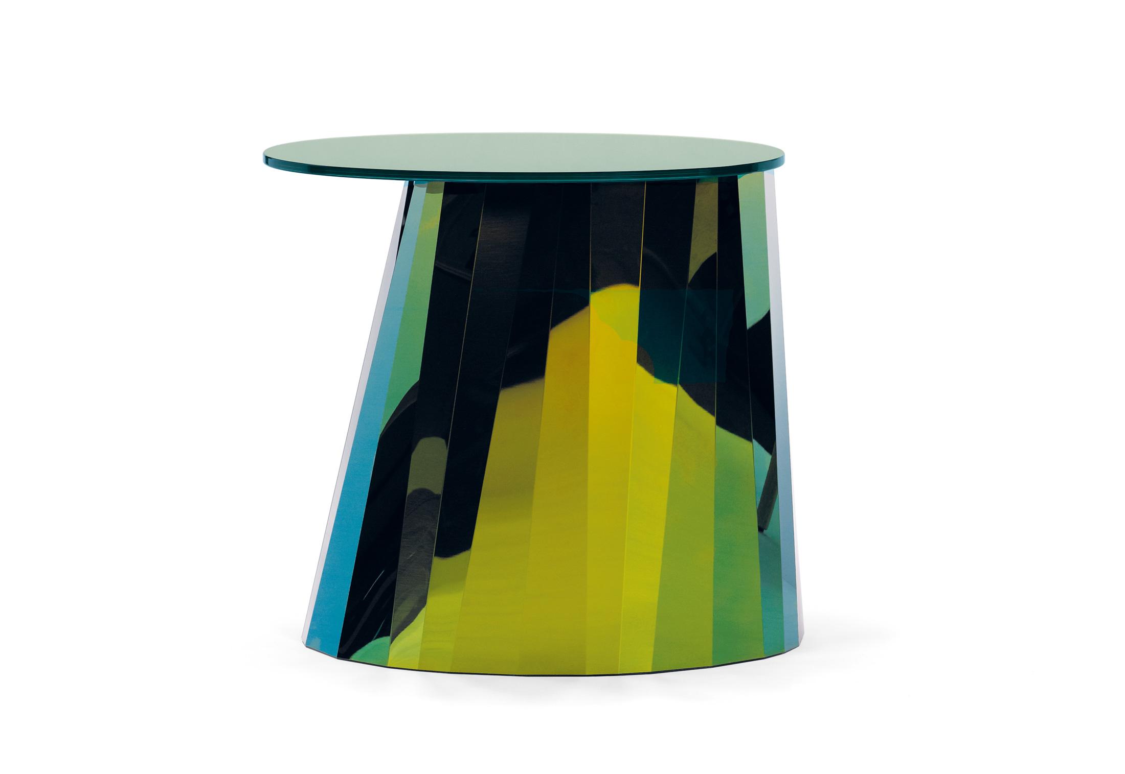 Pli Side Table by Victoria Wilmotte for ClassiCon