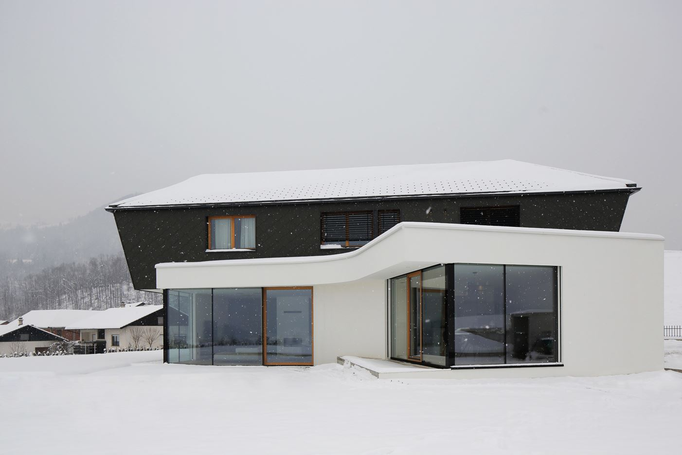 HOUSE PS in Slovenia by SoNo arhitekti
