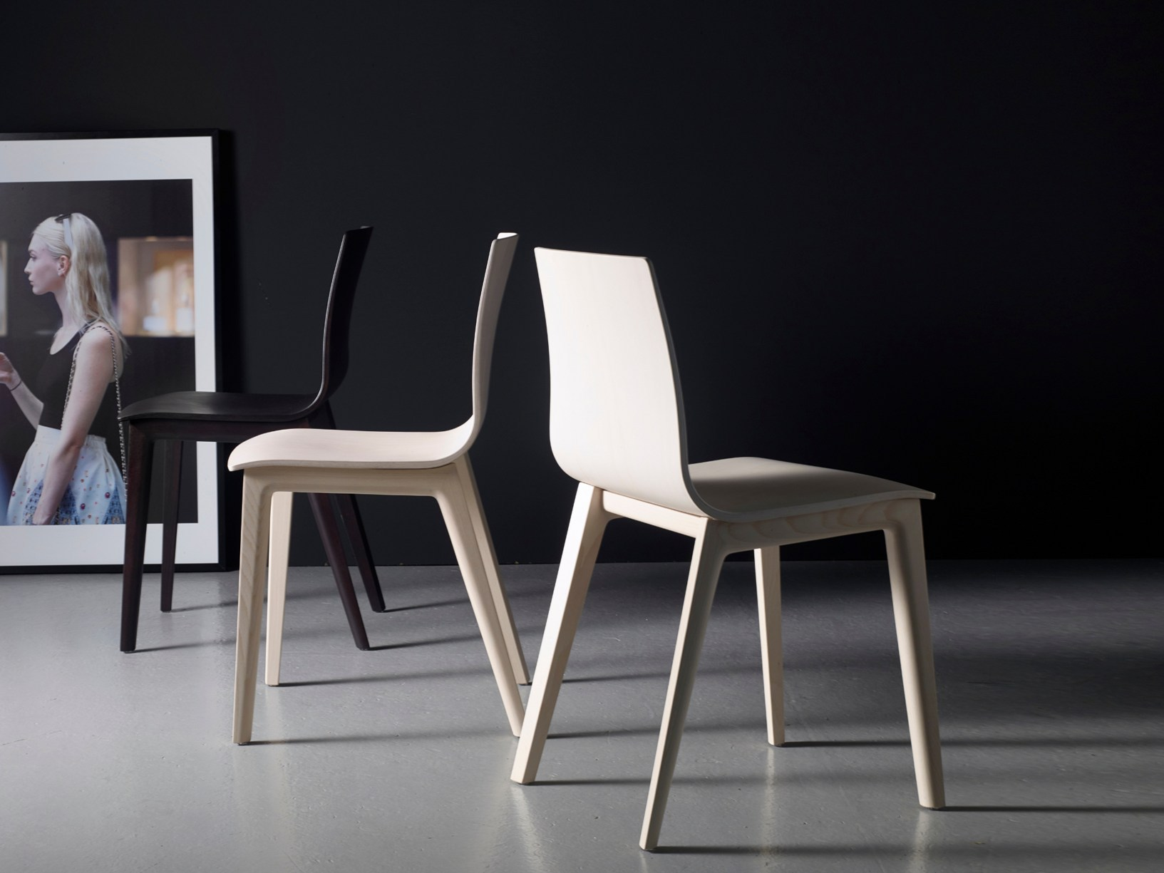 Smilla Dining Chairs by Arter & Citton for Scab Design