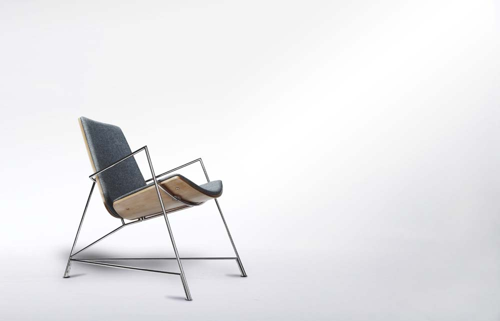 Thale Lounger by Munkii
