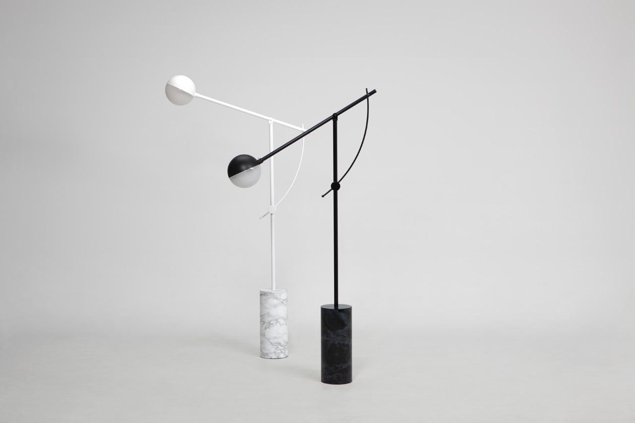 Balancer Floor Lamps by yuue