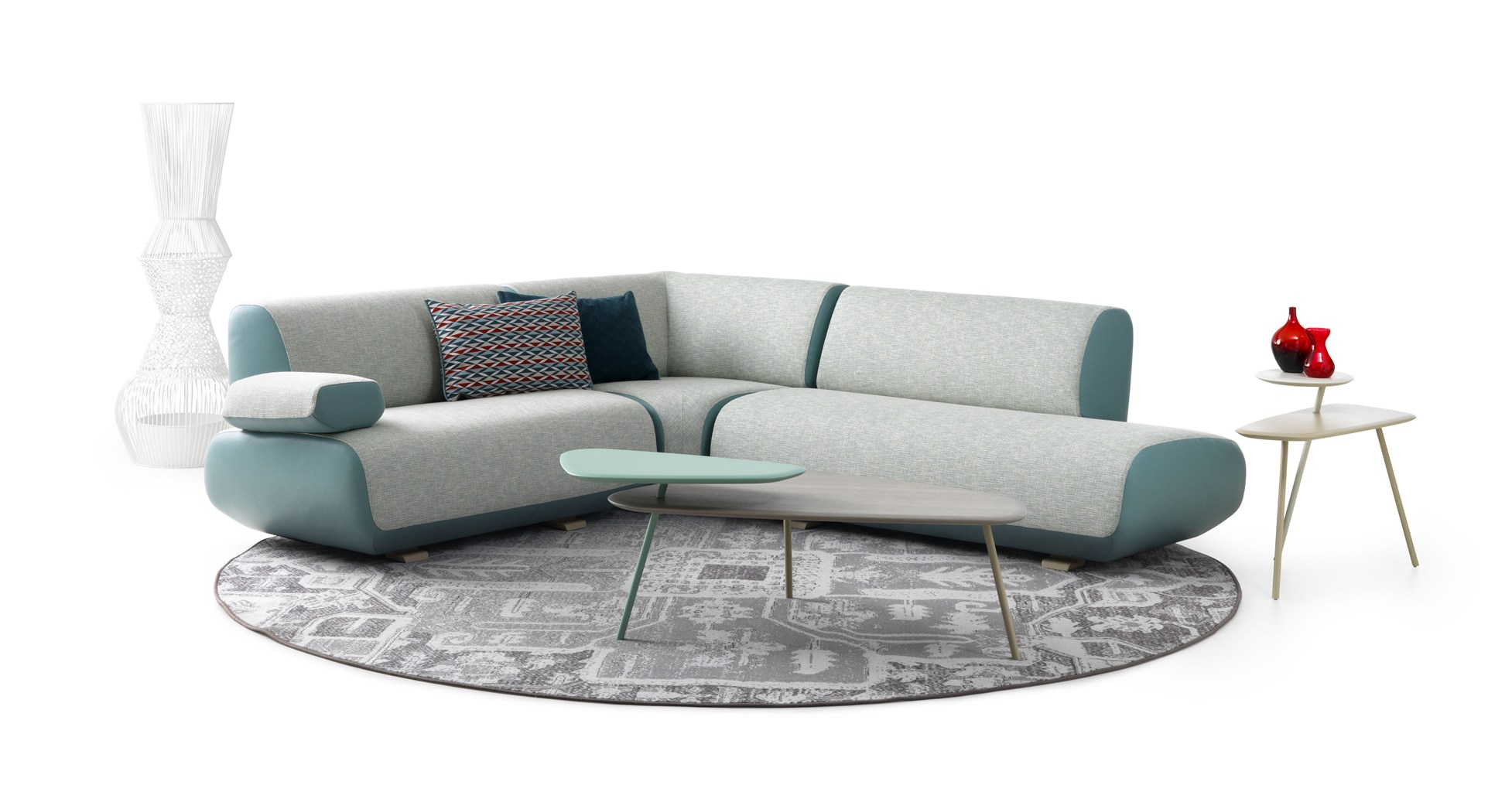 Guadalupe Sectional by Leolux