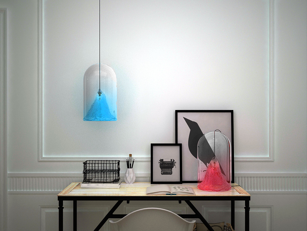 Pico Lamps by André Teoman