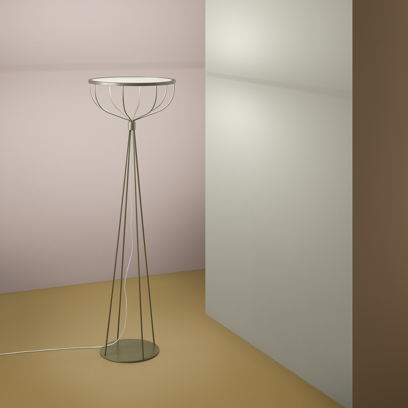 Plane Lamp by Front for Zero
