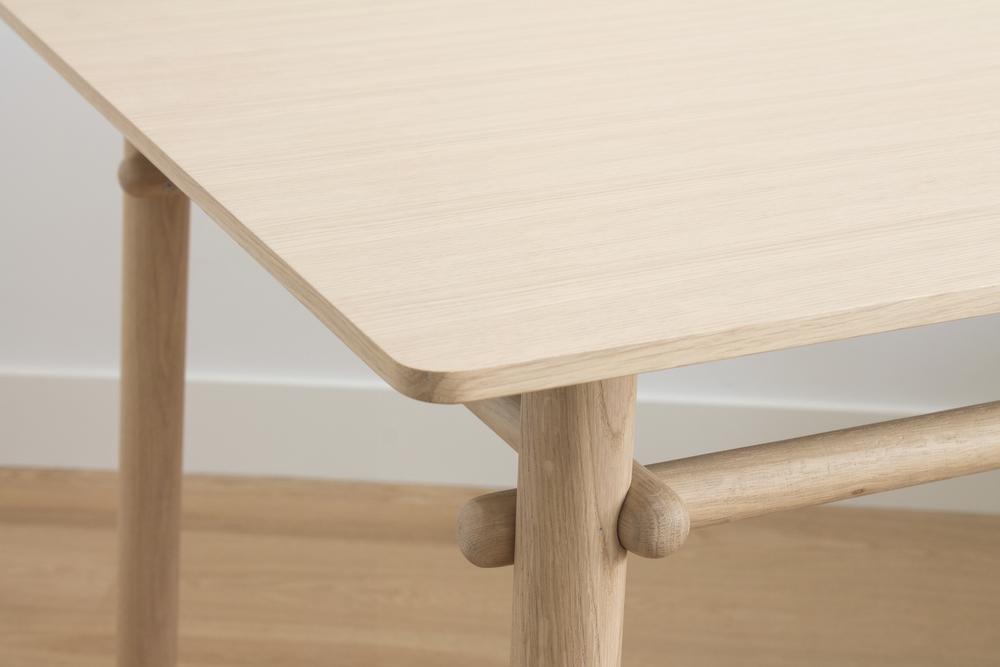 Forêt Table by Silvia Ceñal Design Studio