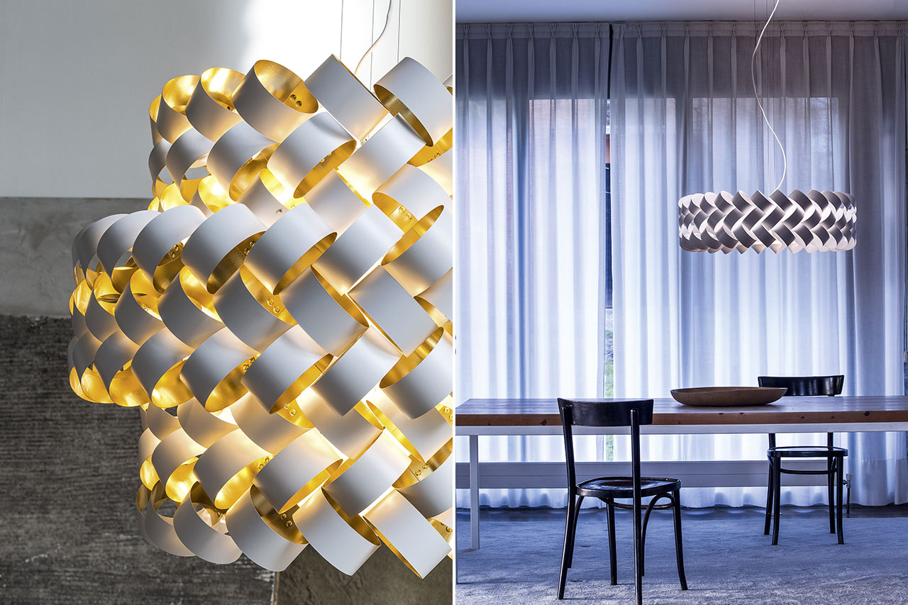 Ring Pendant Lamp by Brian Rasmussen for Pallucco