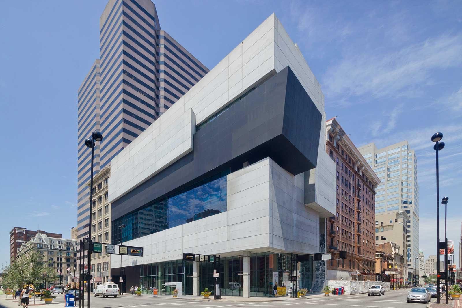 Rosenthal Center for Contemporary Art in Cincinnati