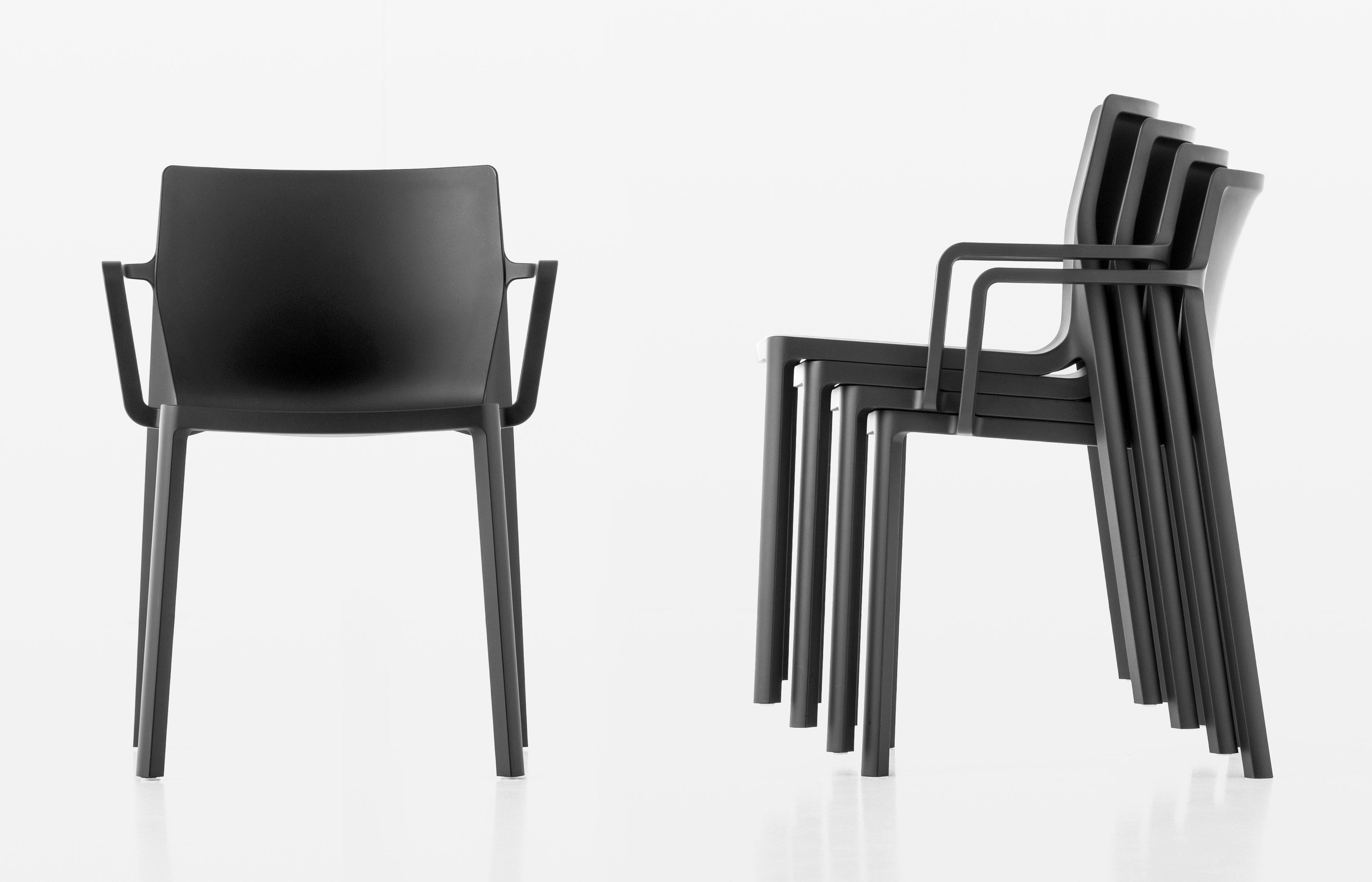 LP Chairs by LucidiPevere for Kristalia