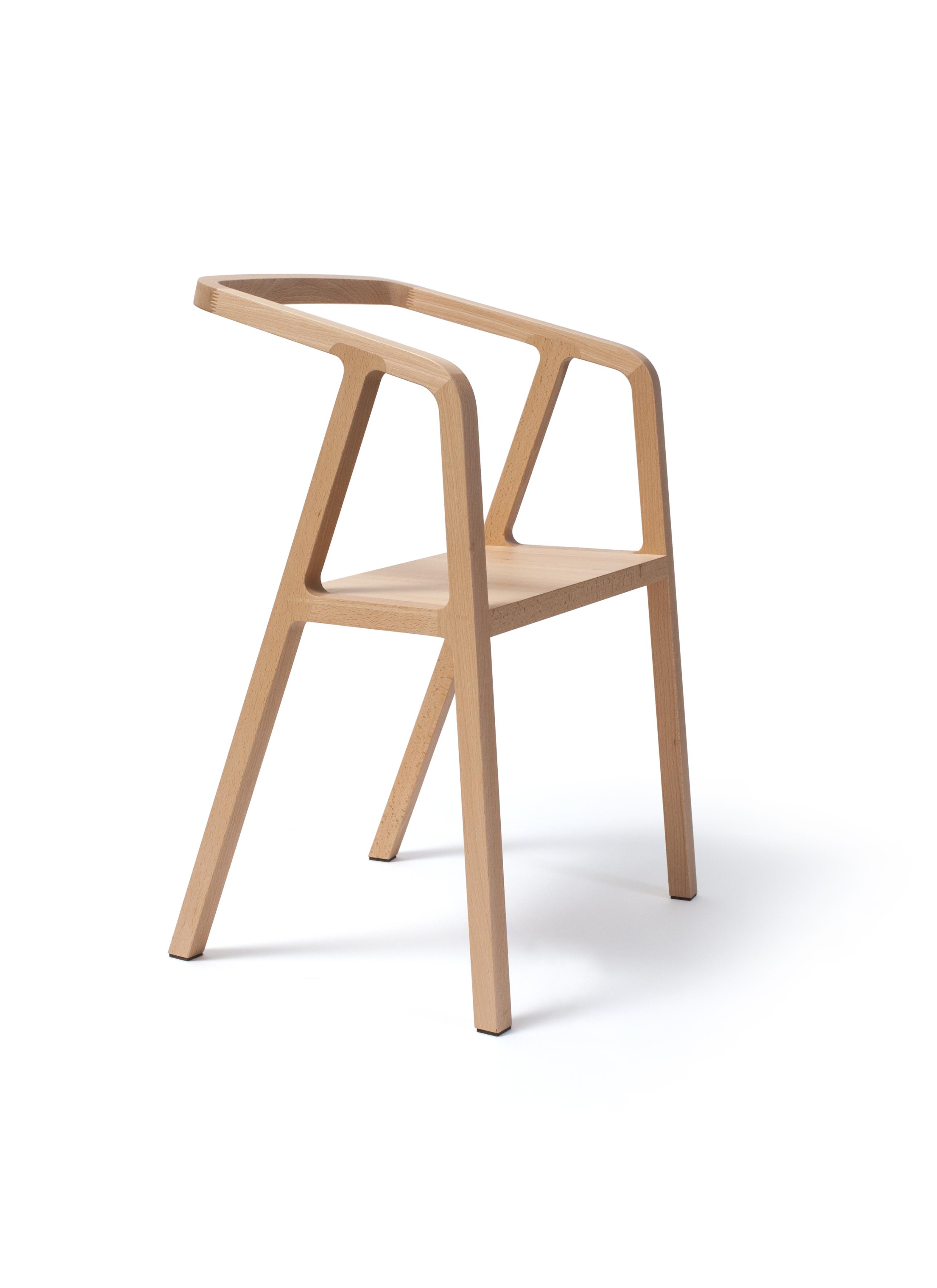 A-Chair by Thomas Feichtner for Schmidinger Möbelbau