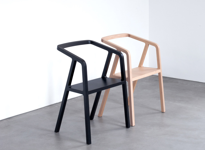 A-Chairs by Thomas Feichtner for Schmidinger Möbelbau
