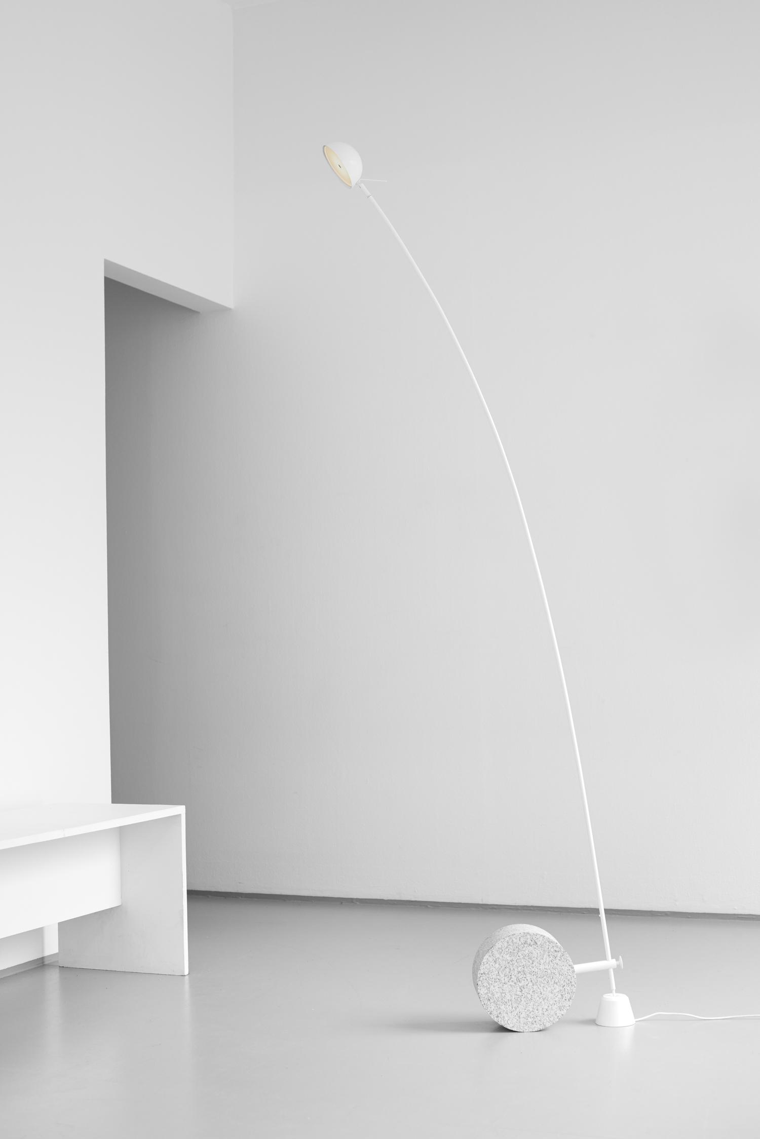 Aerial Floor Lamp by Falke Svatun & Bjørn van den Berg