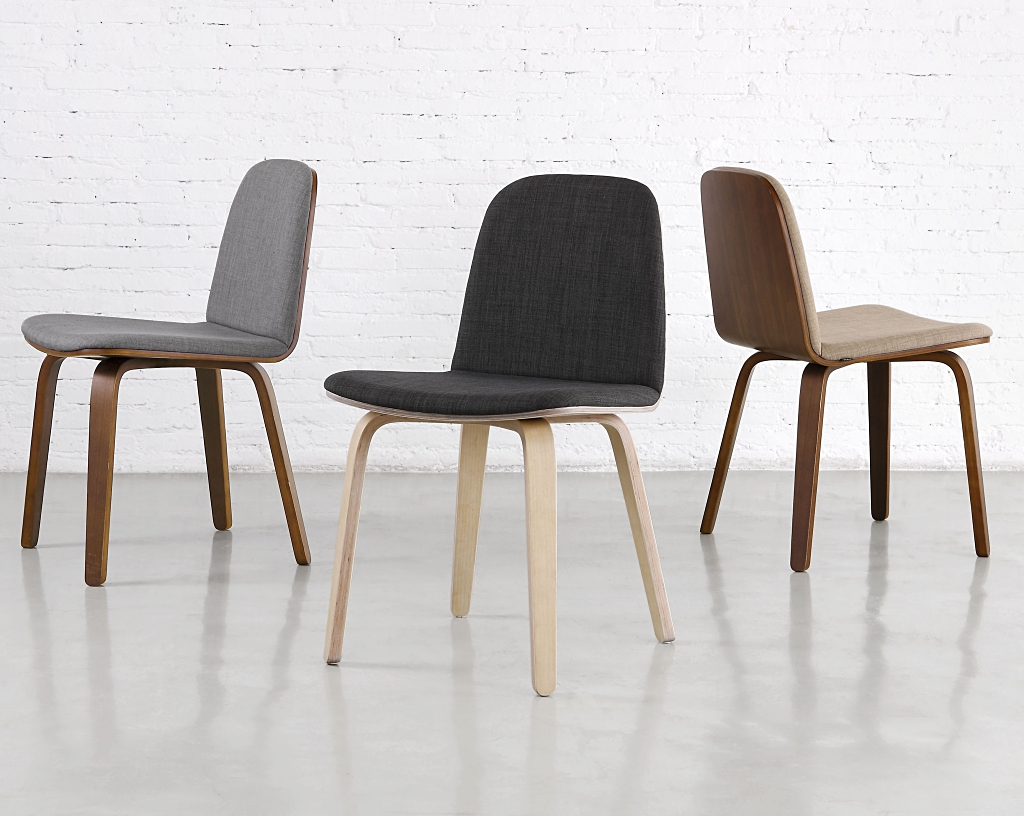 Bloom Chairs for Mark Daniel for M.A.D by Nuans Design
