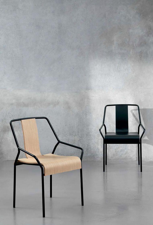 Dao Chairs by Shin Azumi