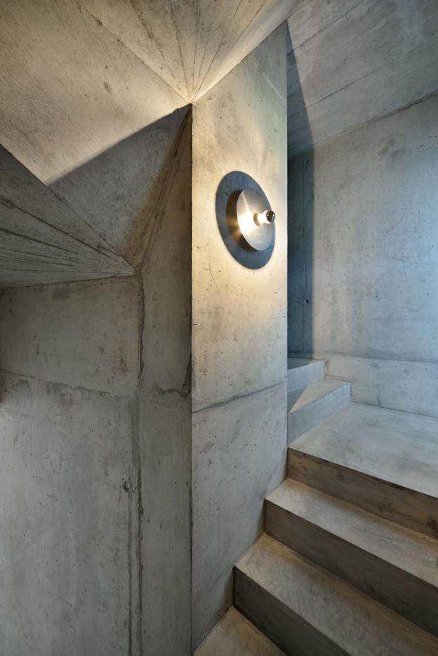 Renovation House Lendenmann in Regensberg, Switzerland by L3P Architekten