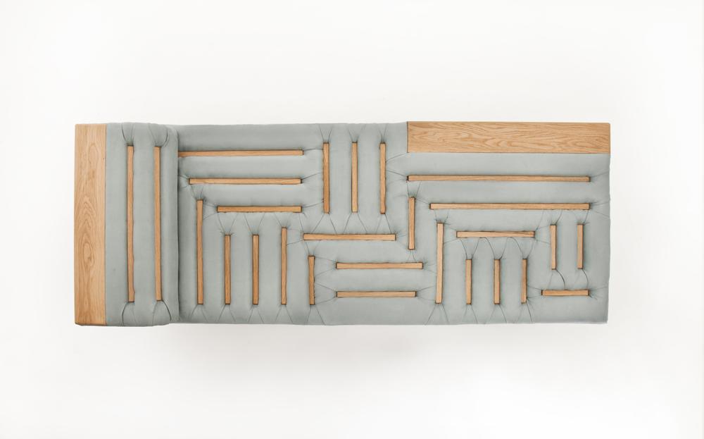 Lignes de Capiton by Dafi Reis Doron