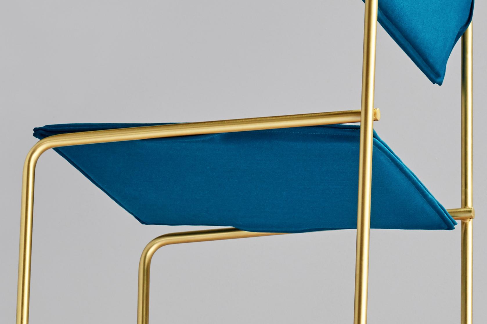 Trampol 237 N Chair By Cuatro Cuatros For Missana Sohomod Blog